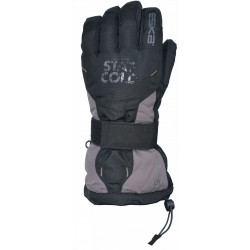 Men's Snowboarding Glove Waterproof ESKA black