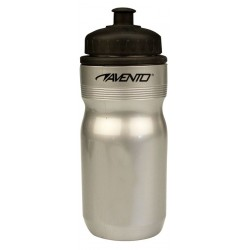 Sports Bottle 0.5L grey/blk Avento