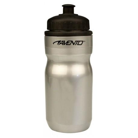 Sports Bottle 0.5L grey/blk Avento