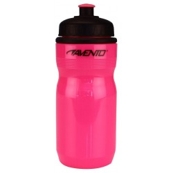 Sports Bottle 0.5L pink/black Avento