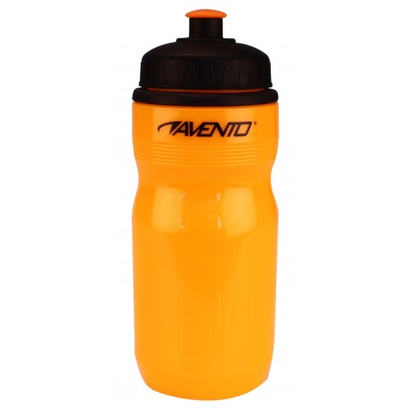 Sports Bottle 0.5L orange/black Avento