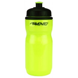 Sports Bottle 0.5L yellow/blk Avento