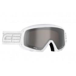 Ski Googles Double Antifog RW Salice wh/silver