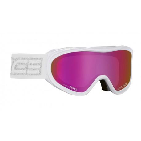 Ski Goggles Double Antifog Rainbow Salice violet