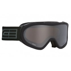 Ski Goggles Double Antifog Mirror Salice black