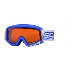 Jounior Ski Goggles Double Antifog Salice bl/orange