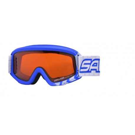 Jounior Ski Goggles Double Antifog Salice bl/orange