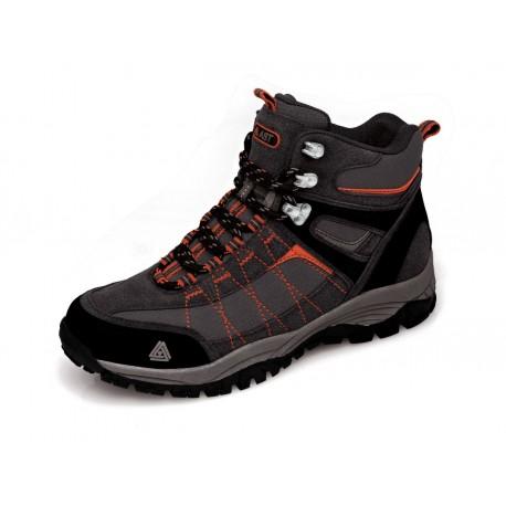 Hiking men's shoes grey ASTROLABIO S4L