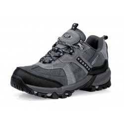 Jounior waterproof hiking shoes grey ASTROLABIO