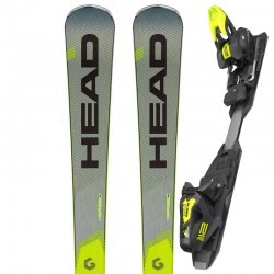 HEAD Ski Supershape i.Speed (2020)