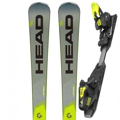 HEAD Ski Supershape i.Speed (2020)