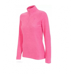 Woman fleece 4F pink