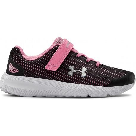 Παιδικά παπούτσια Under Armour Pre School UA Pursuit 2 AC ροζ