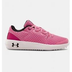 Παιδικά παπούτσια Under Armour Pre-School UA Ripple 2.0 AL ροζ