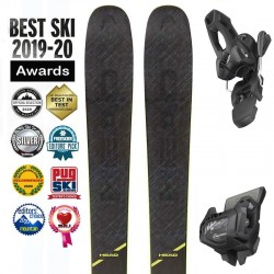 Ski HEAD Kore 93 + ATTACK 11 (2020)