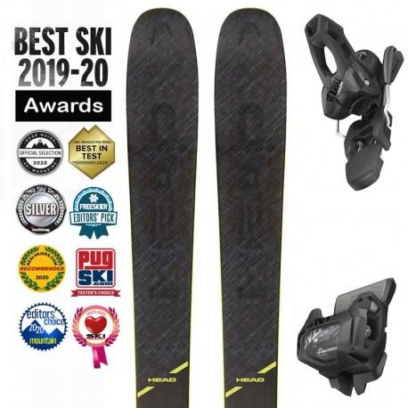 Ski HEAD Kore 93 + ATTACK 11 (2020)