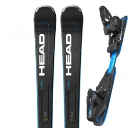 HEAD SKI SUPERSHAPE E-TITAN + PRD 12 GW (2021)