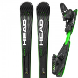 HEAD SKI Supershape e-Magnum + PRD 12 GW (2021)