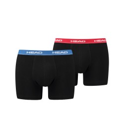 Men's Boxer black (2 pack)