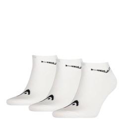 Socks sneaker white (3 pairs)