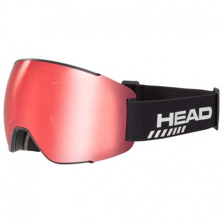 HEAD Googles Sentinel TVT + Sparelens red (2021)
