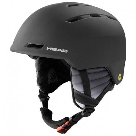 HEAD Ski Helmet Vico MIPS black (2021)