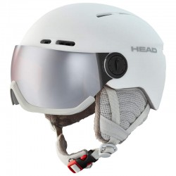 HEAD Ski Helmet Queen white (2021)
