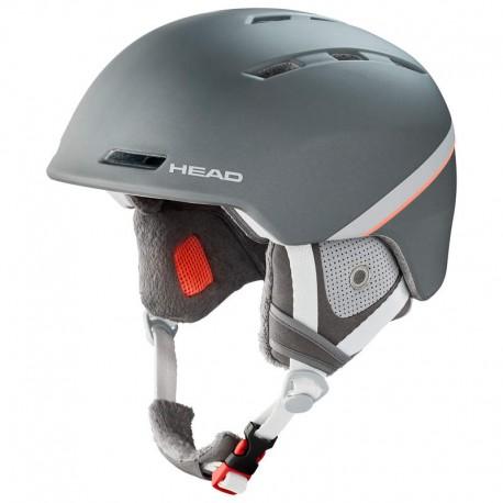 HEAD Ski Helmet Vanda anthracite (2021)
