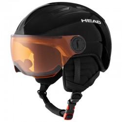 HEAD Ski Helmet Mojo Visor black (2021)