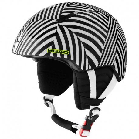 HEAD Ski Jounior Helmet Mojo razzle (2021)