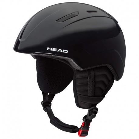 HEAD Ski Jounior Helmet Mojo black (2021)