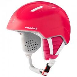 HEAD Jounior Ski Helmet Maja pink (2021)