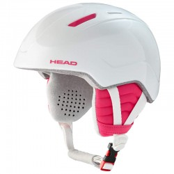 HEAD Jounior Ski Helmet Maja white (2021)