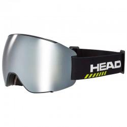 HEAD Ski Goggles Sentinel DH black + Sparelens
