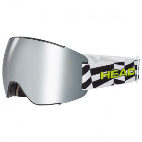 HEAD Ski Goggles Sentinel + Sparelens razzle (2021)