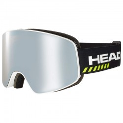 HEAD Ski Goggles Horizon Race + Sparelens DH black (2021)