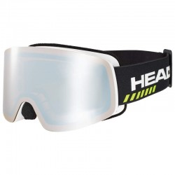 HEAD Ski Goggles Infinity Race + Sparelens black (2021)