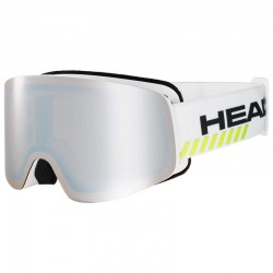 HEAD Ski Goggles Infinity Race + Sparelens white (2021)