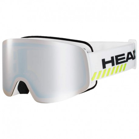 HEAD Ski Goggles Infinity Race + Sparelens white (2021)
