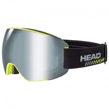HEAD Ski Goggles Magnify Supershape + Sparelens (2021)