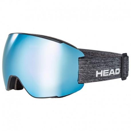 HEAD Ski Goggle Magnify FMR + Sparelens blue (2021)