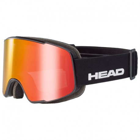 HEAD Ski Goggles Horizon 2.0 FMR yellow/red (2021)
