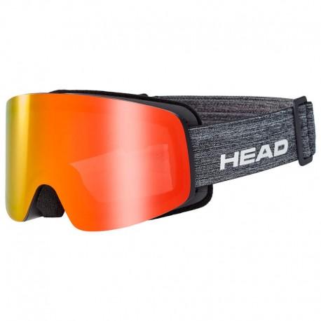 Μάσκα Σκι HEAD Infinity FMR yellow/red (2021)