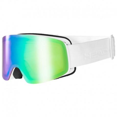 HEAD Ski Goggles Infinity FMR blue/green (2021)