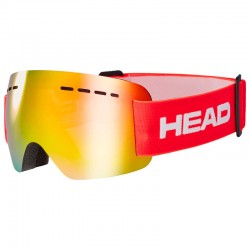 HEAD Ski Goggles Solar Jr FMR red (2021)