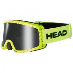 HEAD Ski Goggles Stream black/yellow (2021)