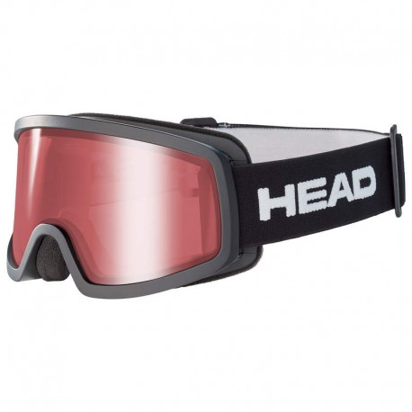 HEAD Ski Goggles Stream red/black (2021)
