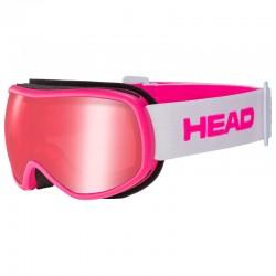Παιδική Μάσκα Σκι HEAD Ninja red/pink (2021)