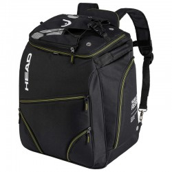 HEAD Heatable Bootbag black/yellow (2021)