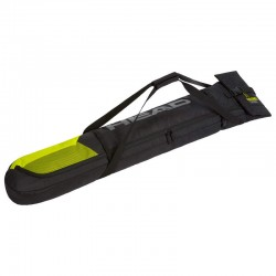 HEAD Short Skibag black/yellow (2021)